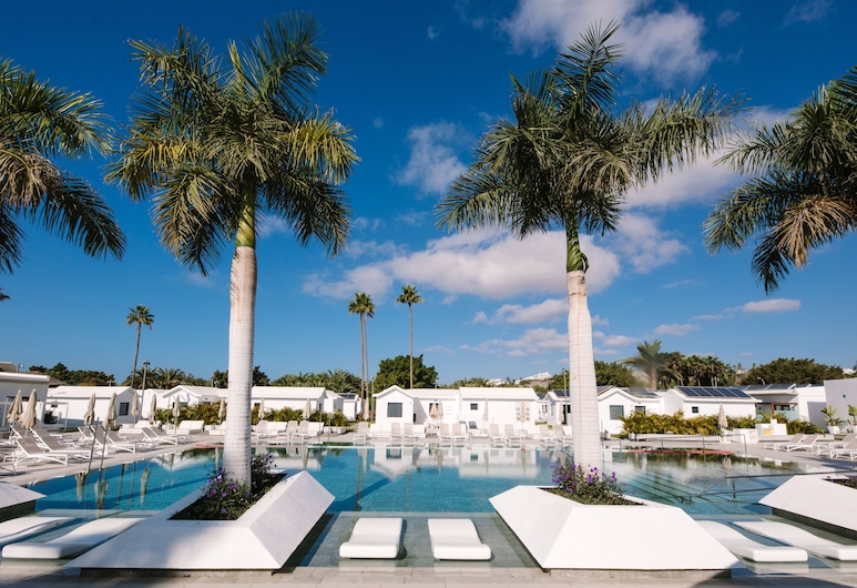 Club Maspalomas Suites & Spa - Adults Only, Sanbartolome de Tirahana, Āra baseins