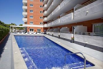 Obrázek hotelu Les Dàlies Apartaments ve městě Salou