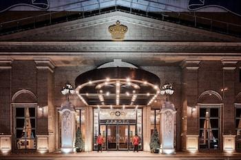 在澳门的澳门英皇娱乐饭店照片