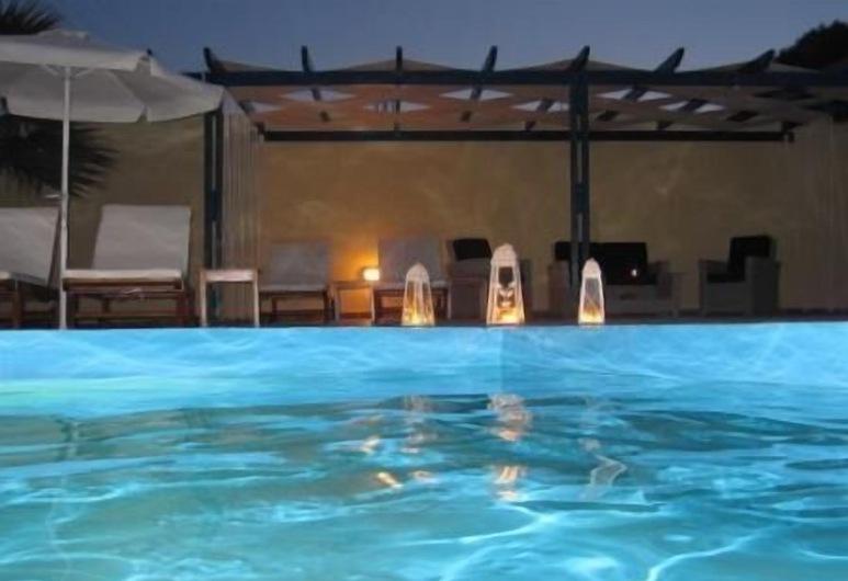 Melina Hotel, Santorini, Outdoor Pool