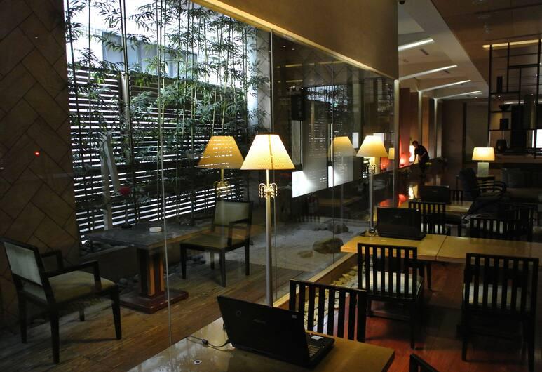 City Suites Taipei Nanxi, Tchaj-pej, Priestory na sedenie v hale