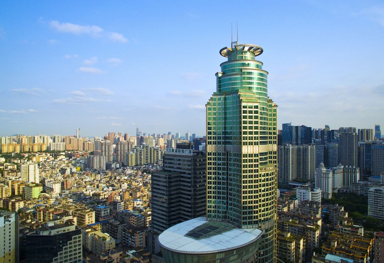 Royal Mediterranean Hotel, Guangzhou, Comfort Apartment Double Room-smoking, Property Grounds