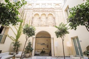 Sevilla bölgesindeki Petit Palace Santa Cruz resmi
