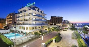 ภาพ โรงแรมมีเกลันเจโล ใน Riccione