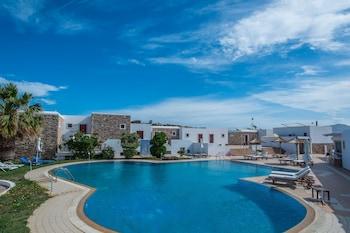 Φωτογραφία του Naxos Palace Hotel, Νάξος