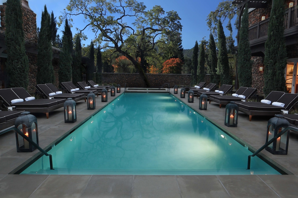Hotel Yountville Outdoor Pool