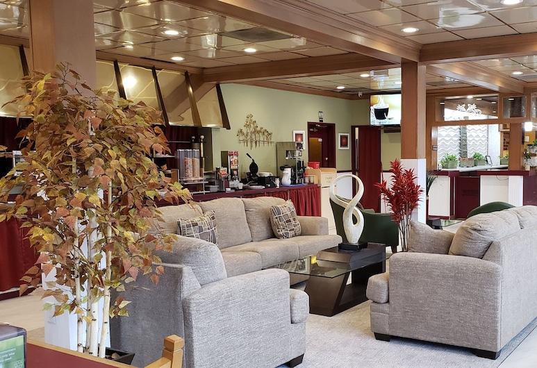 The Marigold Hotel, Pendleton, Miejsce do wypoczynku