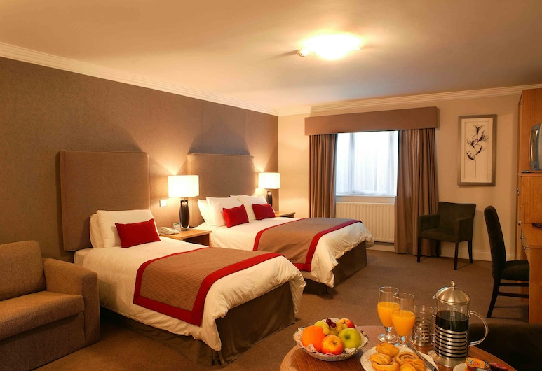 Killarney Oaks Hotel, Killarney, Dreibettzimmer, Zimmer