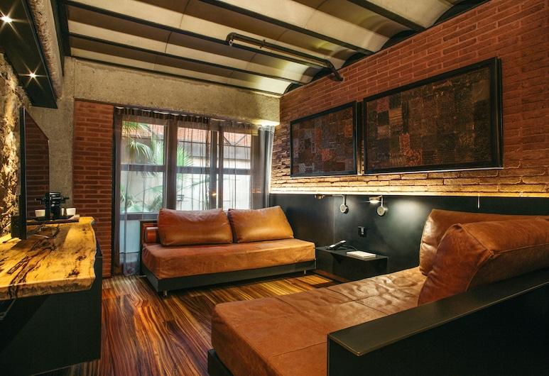 Hotel Granados 83, Barcelona, Family Room , Sala