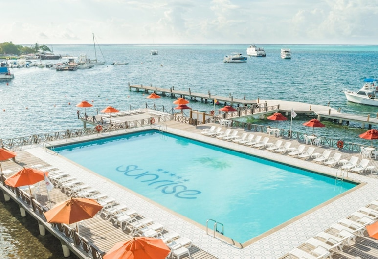 GHL Relax Hotel Sunrise, San Andres, Πισίνα