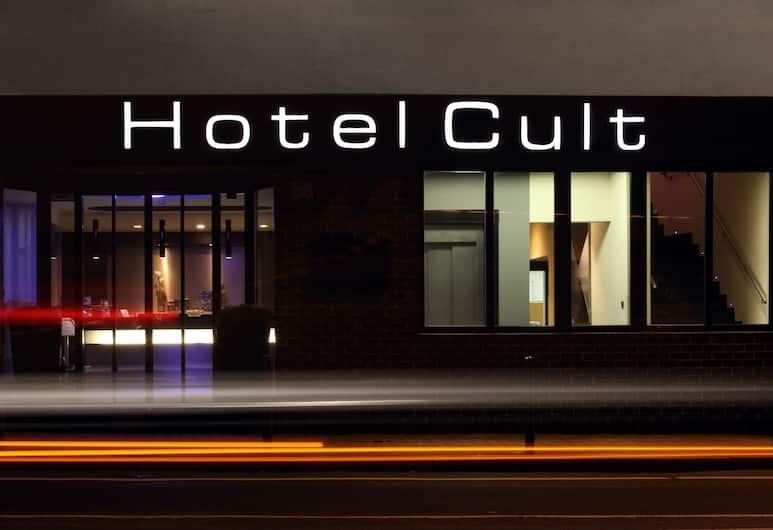 卡爾特酒店, 法蘭克福