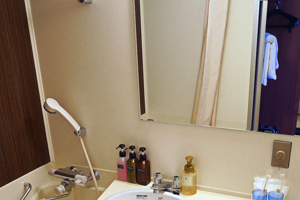 お部屋タイプお任せ <素泊まり> - バスルーム