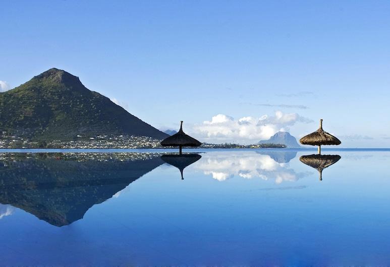 Sands Suites Resort & Spa, Flic-en-Flac, Ääretön uima-allas