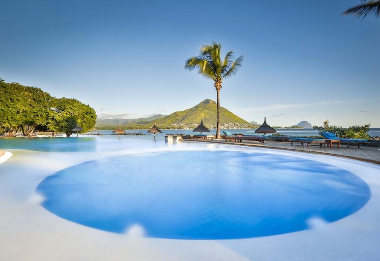 Sands Suites Resort & Spa, Flic-en-Flac, Piscina
