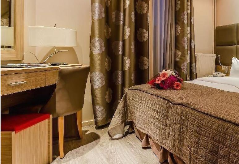 호텔 리비에라, 파리, 더블룸, 객실