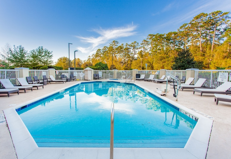 Holiday Inn Hotel & Suites Tallahassee Conference Ctr N, an IHG Hotel, Tallahassee, Bazén