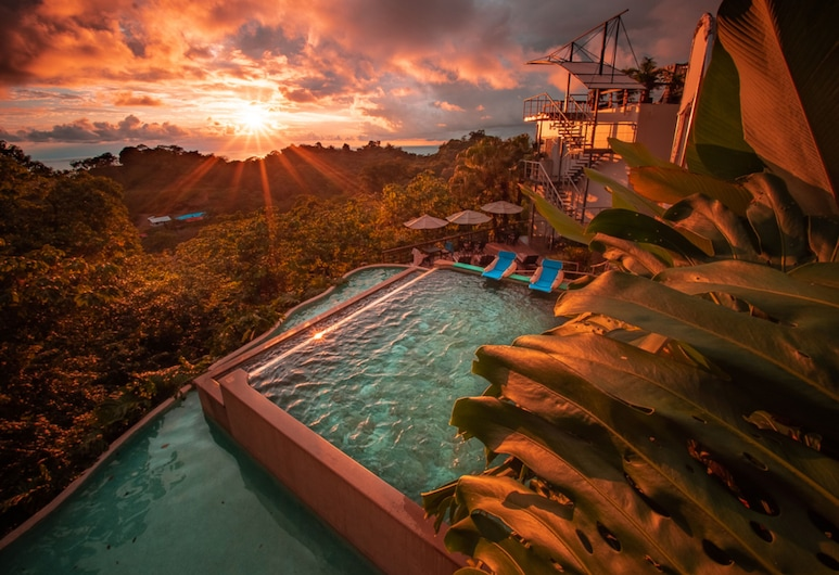 Gaia Hotel And Reserve - Adults Only, Parc national Manuel Antonio