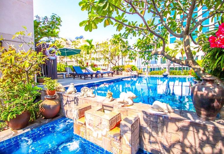 ザ サイアム ヘリテージ ホテル, バンコク, 屋外プール