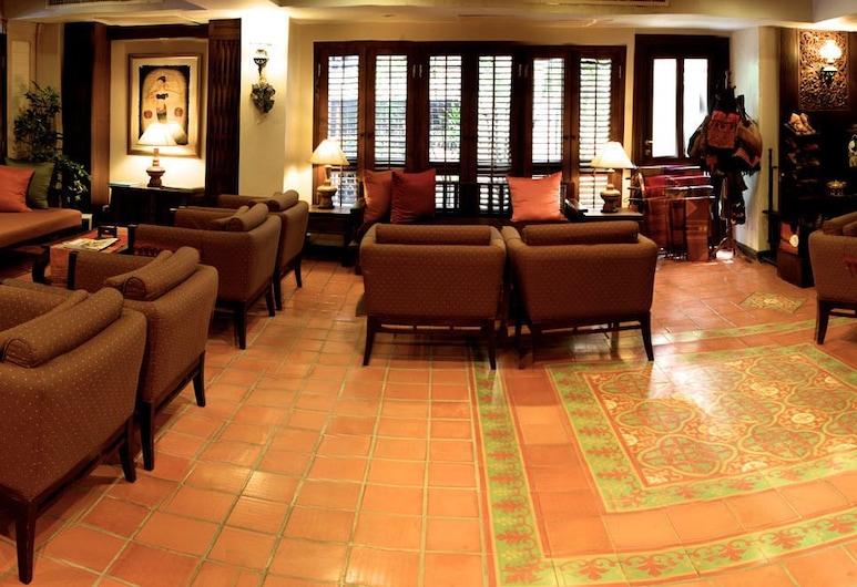 The Siam Heritage Hotel, Bangkok, Lobi Oturma Alanı