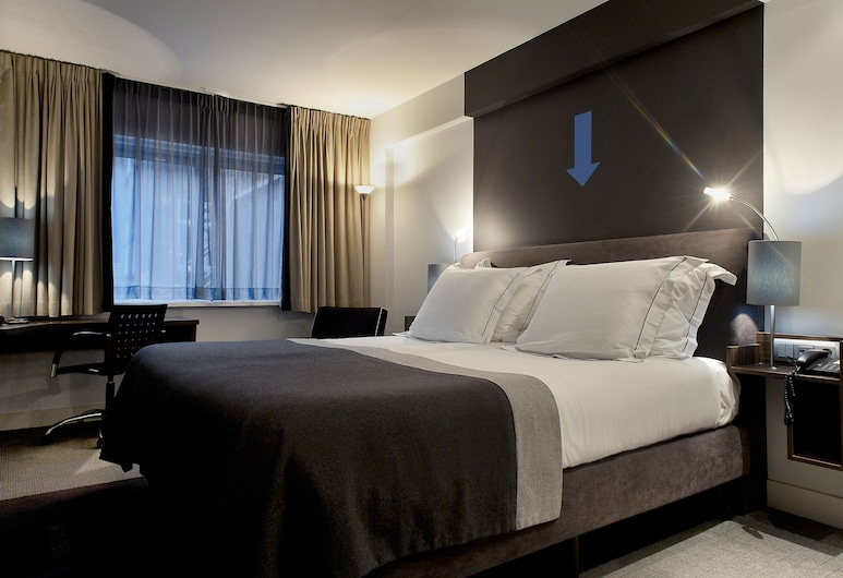 Rembrandt Square Hotel Amsterdam, Amsterdam, Standard-huone, Vierashuone