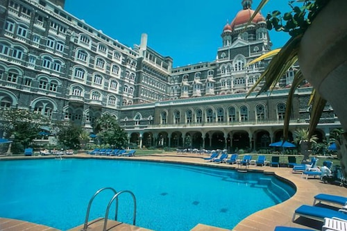 孟買泰姬瑪哈陵塔酒店/