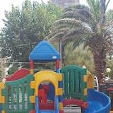 Laste mänguala vabas õhus