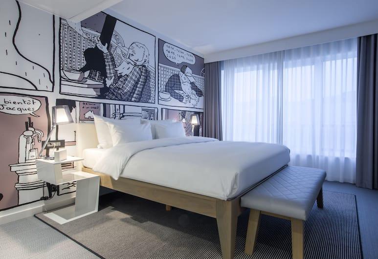 Radisson RED Brussels, Brussels, Junior Suite, Guest Room