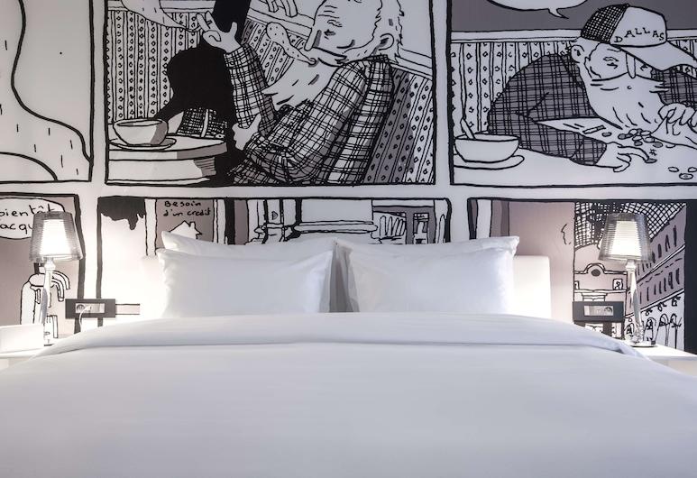 Radisson RED Brussels, BRUSEL, Apartmán typu Junior, Hosťovská izba