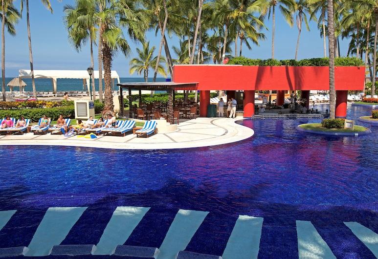 Club Regina Puerto Vallarta, Puerto Vallarta, Kolam Renang Luar Ruangan