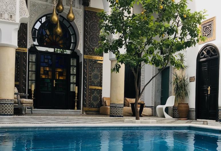 Riad Maison Bleue And Spa, Fes