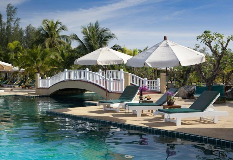 Andaman Princess Resort & Spa, Takua Pa, Deginimosi terasa