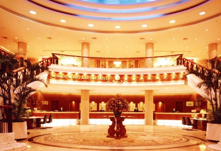 Golden Coast Lawton Hotel, Čiongšanas, Vestibiulis