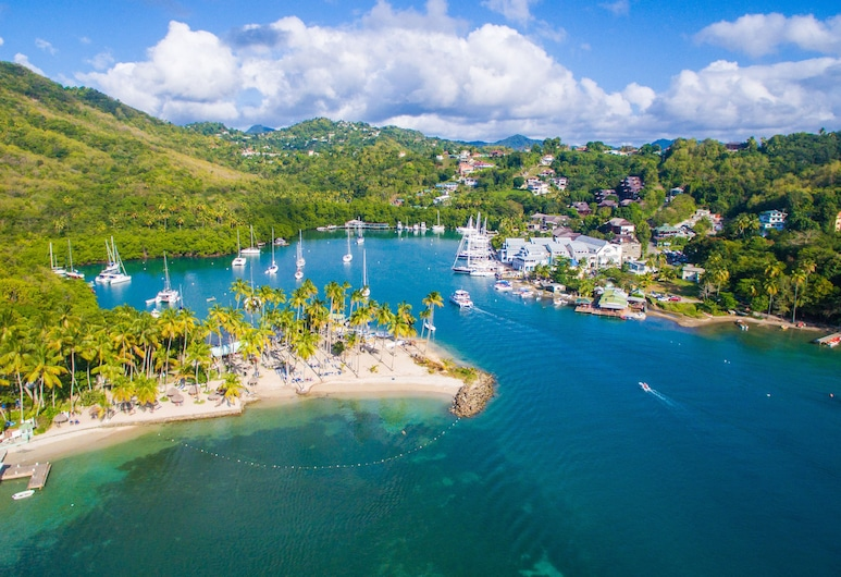 Marigot Bay Resort and Marina, Marigot Bay