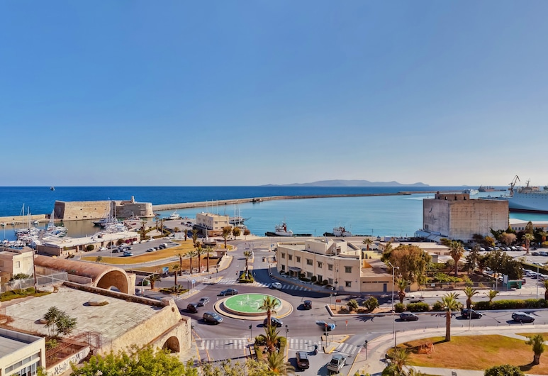 Marin Dream, Heraklion, Aerial View