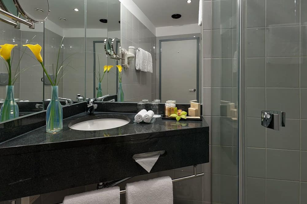 Cozy city view - Ванна кімната