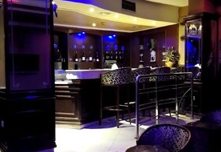 Hotel Mounia, Fès, Bar de l'hôtel