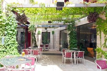 Bild vom Hotel Ronda Lesseps in Barcelona