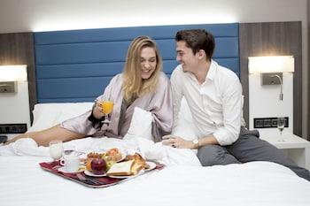Naktsmītnes Hotel Ronda Lesseps attēls vietā Barselona