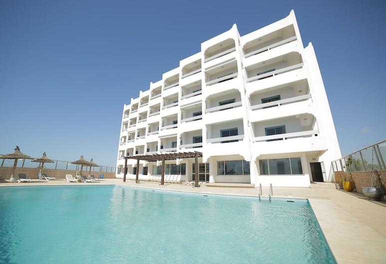 Hotel Suisse, Casablanca, Outdoor Pool