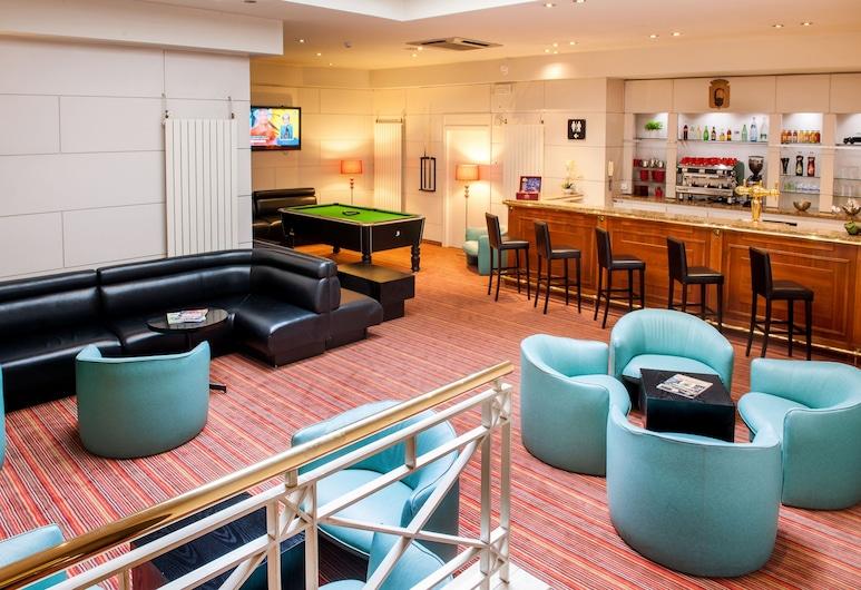 Hotel Continental, Lourdes, Hotel Lounge