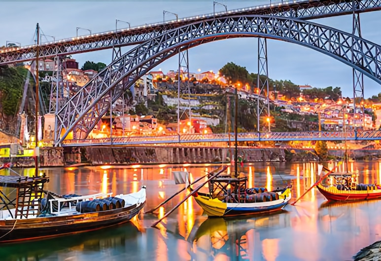 Hotel Solar São Gabriel, Porto, Property Grounds