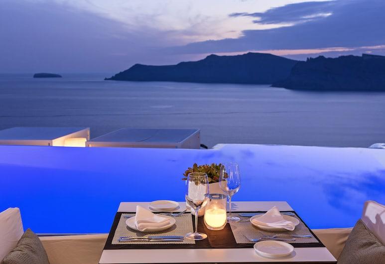 Kirini Santorini - The Leading Hotels Of The World, Santorini, Restaurant