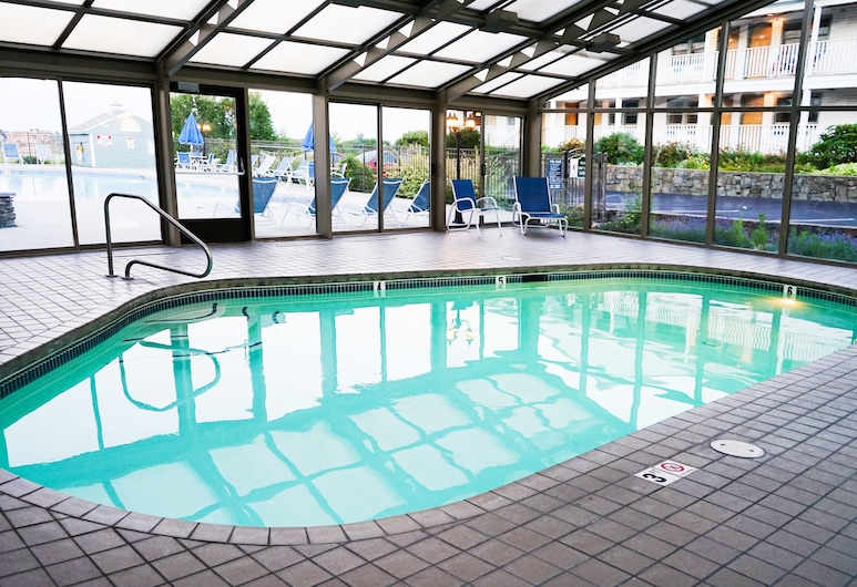 The Mariner Resort, Ogunquit, Vidaus baseinas