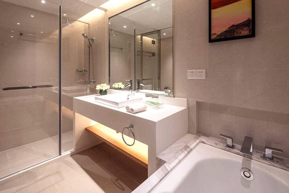 Suite superior (Holiday Inn) - Baño