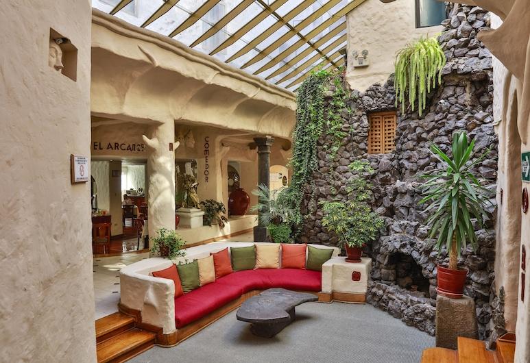 San Agustin Internacional Hotel, Cusco, Posezení ve vstupní hale
