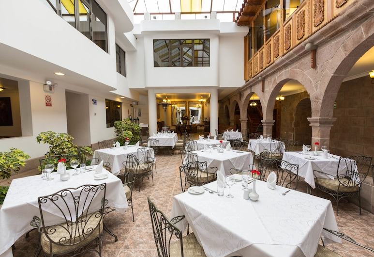 Terra Andina Colonial Mansion, Cusco, Outdoor Dining