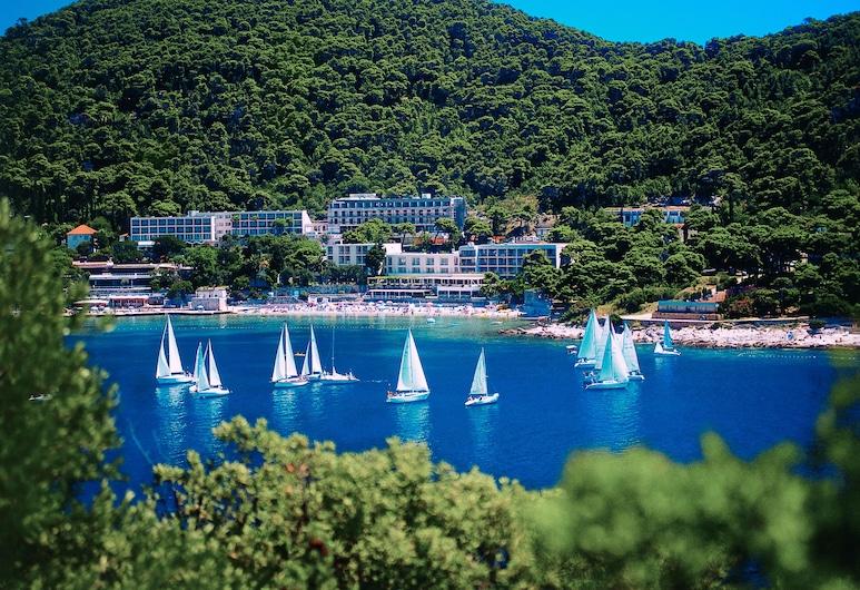 Hotel Adriatic, Dubrovnik, Aerial View