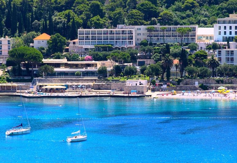 Hotel Adriatic, Dubrovnik, Área da acomodação