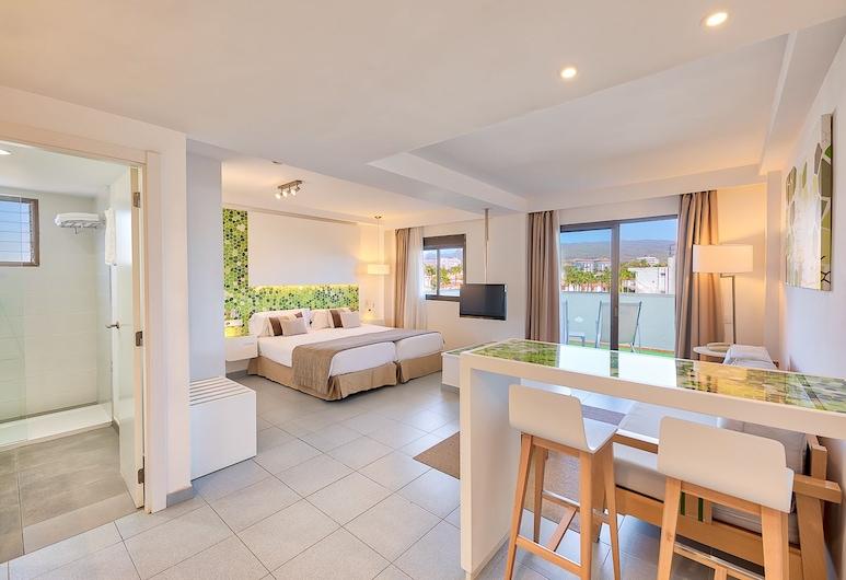 Hotel THe Anamar Suites, San Bartolome de Tirajana, Junior sviit, piiratud vaade merele (Superior), Tuba