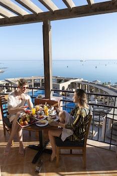 El Gouna — zdjęcie hotelu The Three Corners Ocean View Hotel Prestige - Adults Only +16